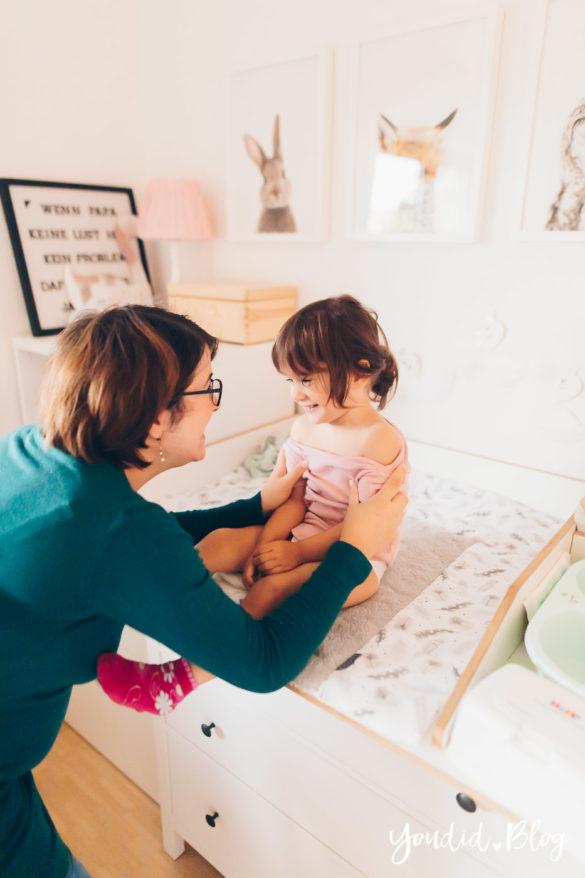 Tipps zum Wickeln mit Lillydoo Campingurlaub mit Baby und Kleindkind | https://youdid.blog
