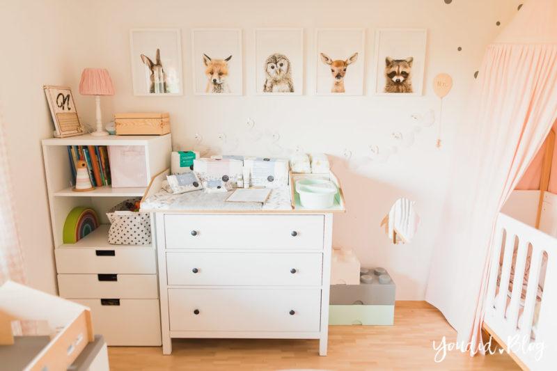 Die ultimative Checkliste für die Schwangerschaft Erstausstattung Kinderzimmer im skandinavischen Stil | https://youdid.blog