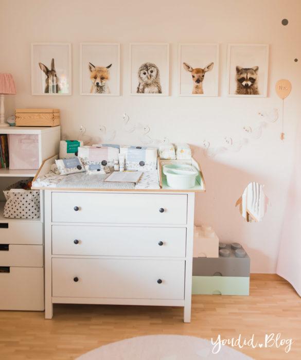 Die ultimative Checkliste für die Schwangerschaft und die neuen Produktsets von Lillydoo Kinderzimmer im skandi Stil | https://youdid.blog