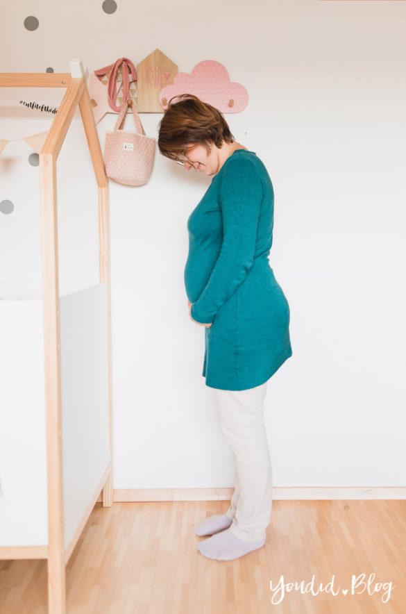 14. Schwangerschaftswoche - Schwangerschaftsupdate Babybauch Baby Bump Bauchfotos schwanger Baby Maternity Photo | https://youdid.blog