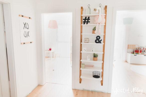 Room Tour durchs Haus moderne Kassettentüren und unsere Erfahrung mit Tür und Zarge Flur | https://youdid.blog