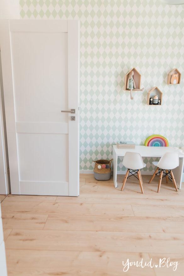 Room Tour durchs Haus moderne Kassettentüren und unsere Erfahrung mit Tür und Zarge Kinderzimmer | https://youdid.blog