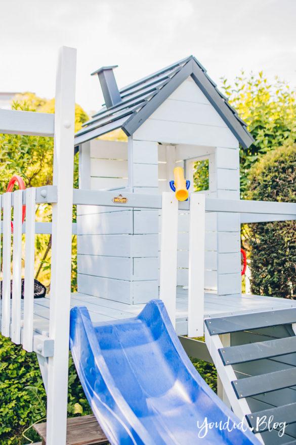 Unsere Gartenplanung und unser neuer Spielturm von Wickey Spielhaus | https://youdid.blog