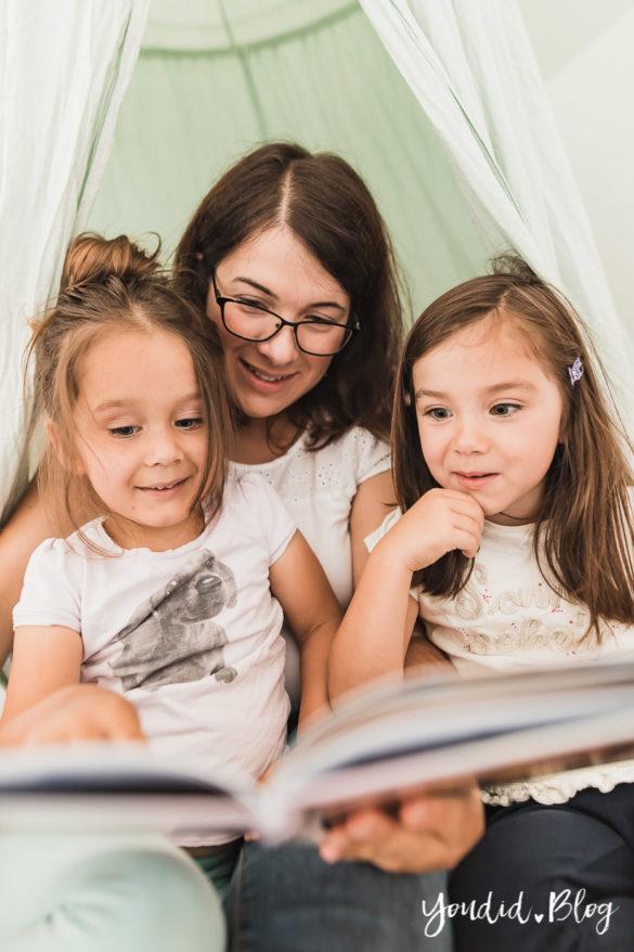 3 Monate Dreifach Mama - der perfekte Altersabstand und die schönsten Kinderbücher | https://youdid.blog