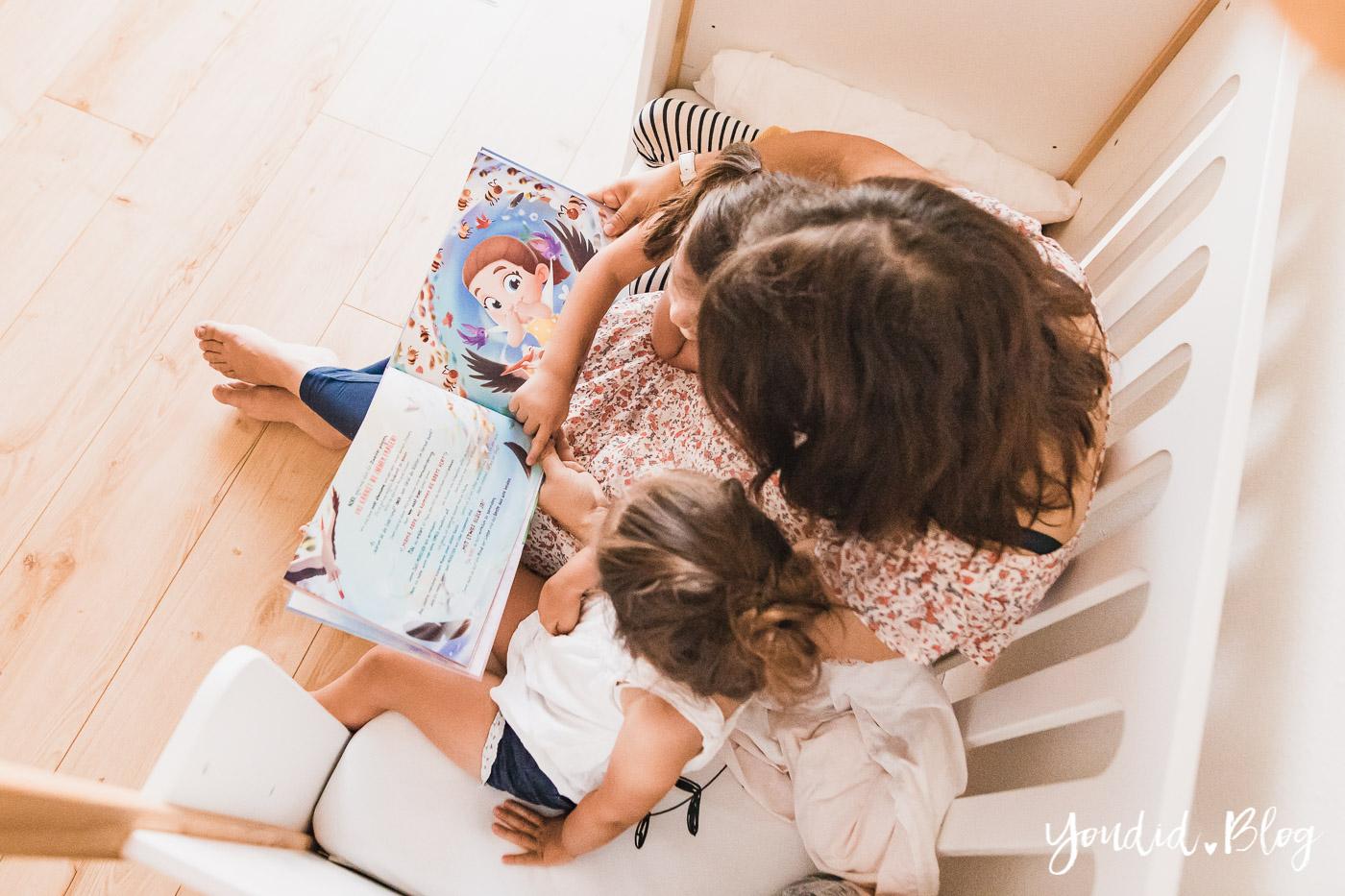 3 Monate Dreifach Mama - was ist der perfekte Altersabstand und das persönlichste Vorlesebuch | https://youdid.blog