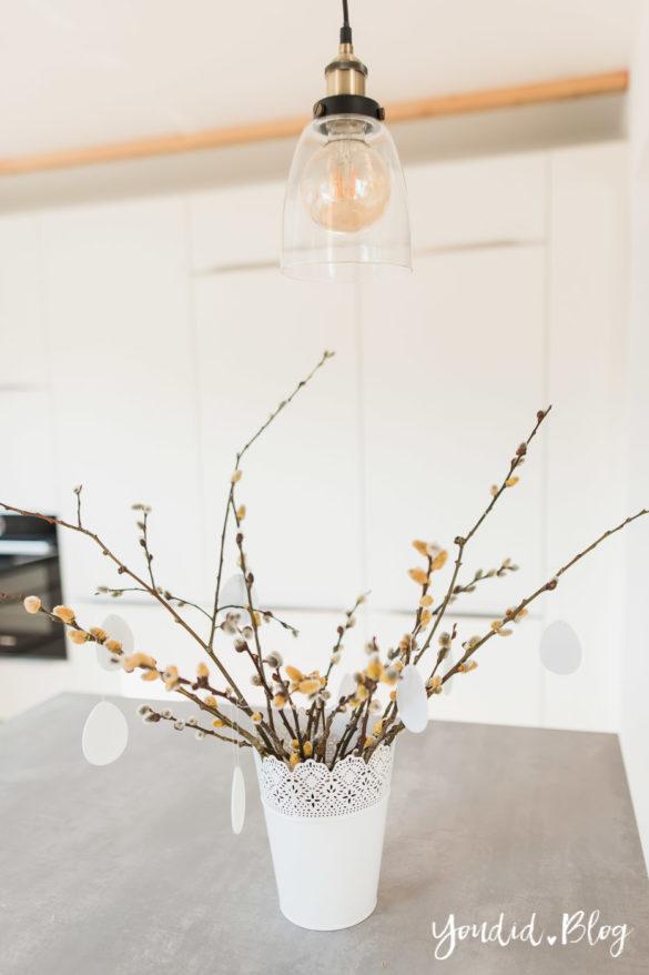 Bauanleitung Küchenschränke verkoffern Küchenhochschränke mit Trockenbau verkleiden und Lichtkonzept in der Küche | https://youdid.blog
