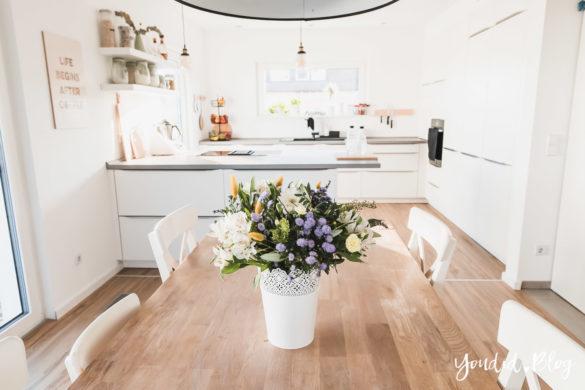 Bauanleitung Küchenschränke verkoffern Trockenbau in der Küche und Lichtkonzept in der Küche Bautagebuch | https://youdid.blog