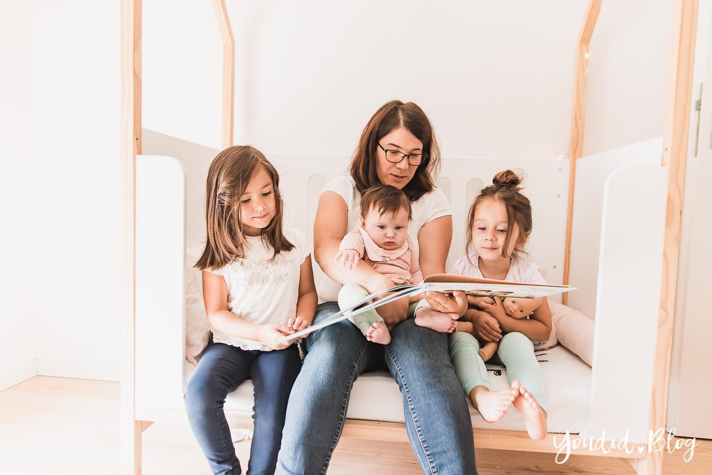 Dreifach Mama - der perfekte Altersabstand beim dritten Kind und das persÖnlichste Vorlesebuch von Hurra Helden | https://youdid.blog