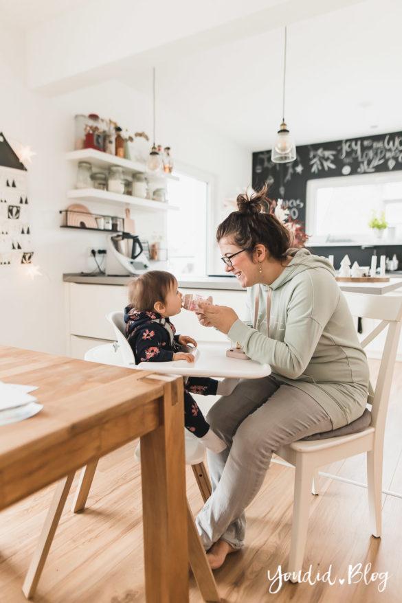Den perfekten Hochstuhl finden - Unsere Erfahrung mit dem Stokke Steps nach 3 Kindern Beikoststart | https://youdid.blog