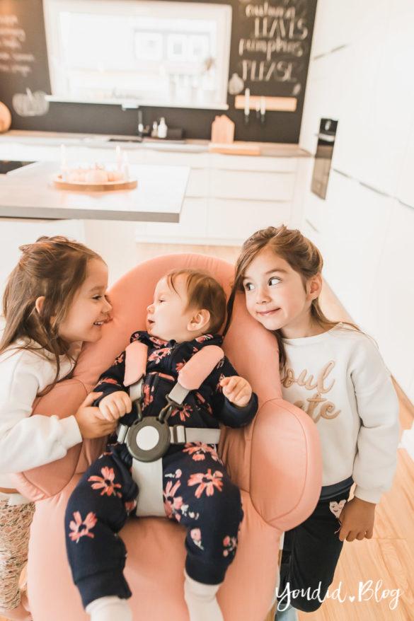 Den richtigen Hochstuhl finden - Unsere Erfahrung mit dem Stokke Steps nach 3 Kindern Babyhochstuhl | https://youdid.blog