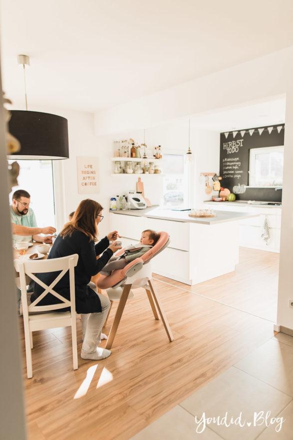 Den richtigen Hochstuhl finden - Unsere Erfahrung mit dem Stokke Steps nach 3 Kindern Bester Hochstuhl für Beikost | https://youdid.blog