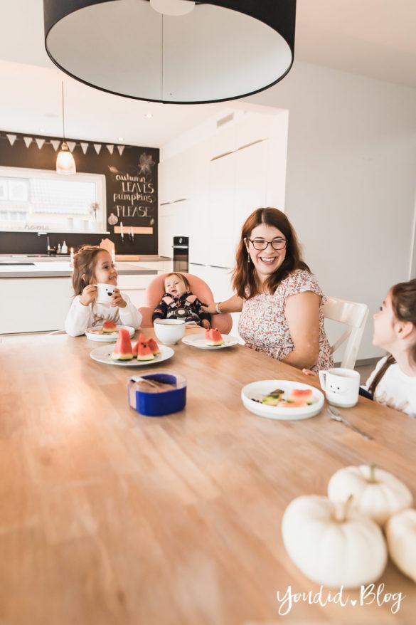 Den richtigen Hochstuhl finden - Unsere Erfahrung mit dem Stokke Steps nach 3 Kindern Frühstücken | https://youdid.blog