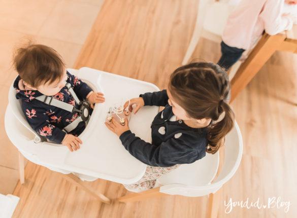 Den richtigen Hochstuhl finden - Unsere Erfahrung mit dem Stokke Steps nach 3 Kindern Geschwister | https://youdid.blog