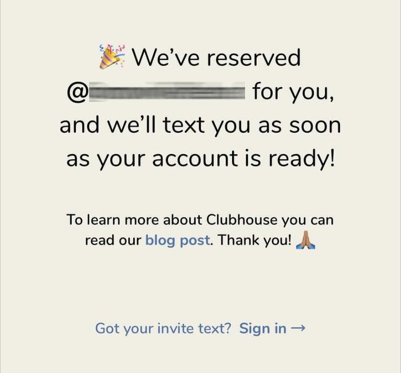Clubhouse Invite bekommen Clubhouse ohne Einladung nutzen und mehr als 2 Personen einladen Warteliste | https://youdid.blog