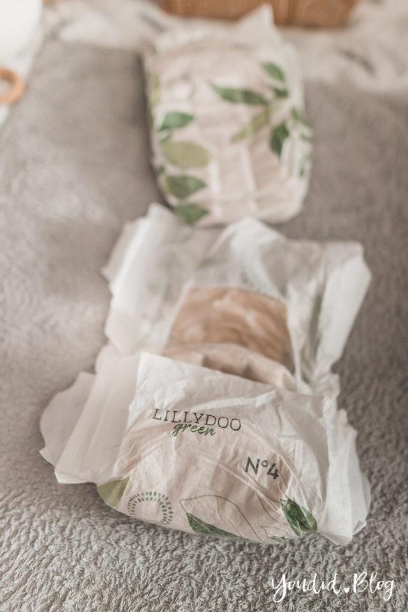 10 Mama Hacks super praktische Lifehacks die neuen Windeln von Lillydoo green plastikneutralisierte Windeln | https://youdid.blog