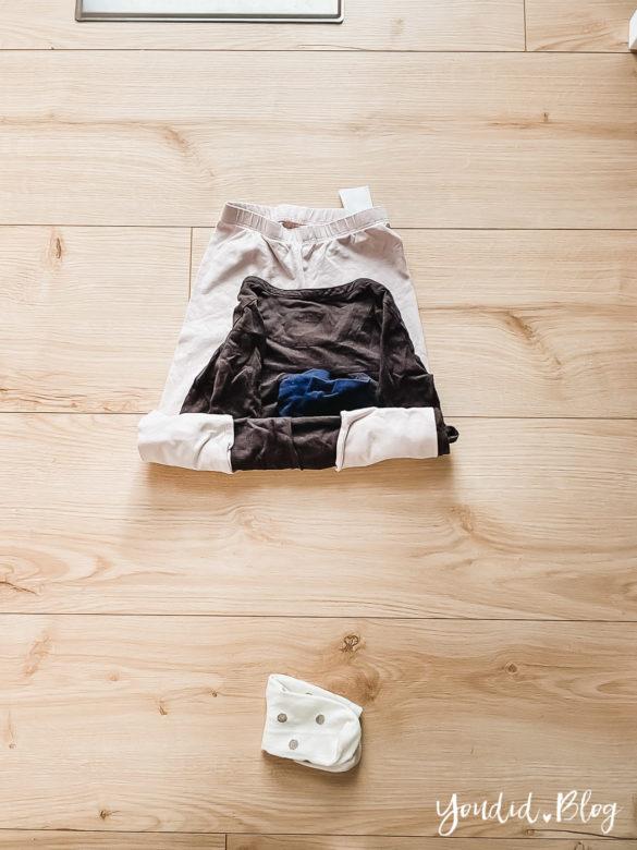 10 Mama Hacks super praktische Lifehacks die neuen Windeln von Lillydoo Kleidung für 3 Kinder | https://youdid.blog