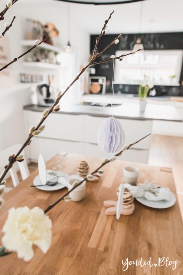 Granolaostereier Müsliriegeleier Wabeneier selber basteln DIY Ostereier Plottervorlage Tafelwand in der Küche | https://youdid.blog