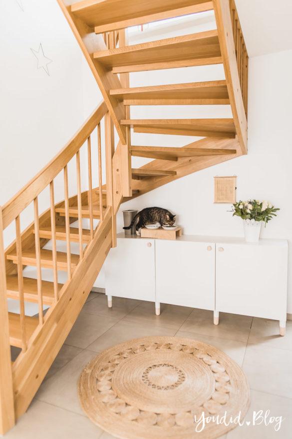 DIY Katzenklo in einem IKEA Besta Schrank verstecken - IKEA Hack für eine versteckte Katzentoilette - hiding cat litter box ikea hack hidden cat litter box | https://youdid.blog