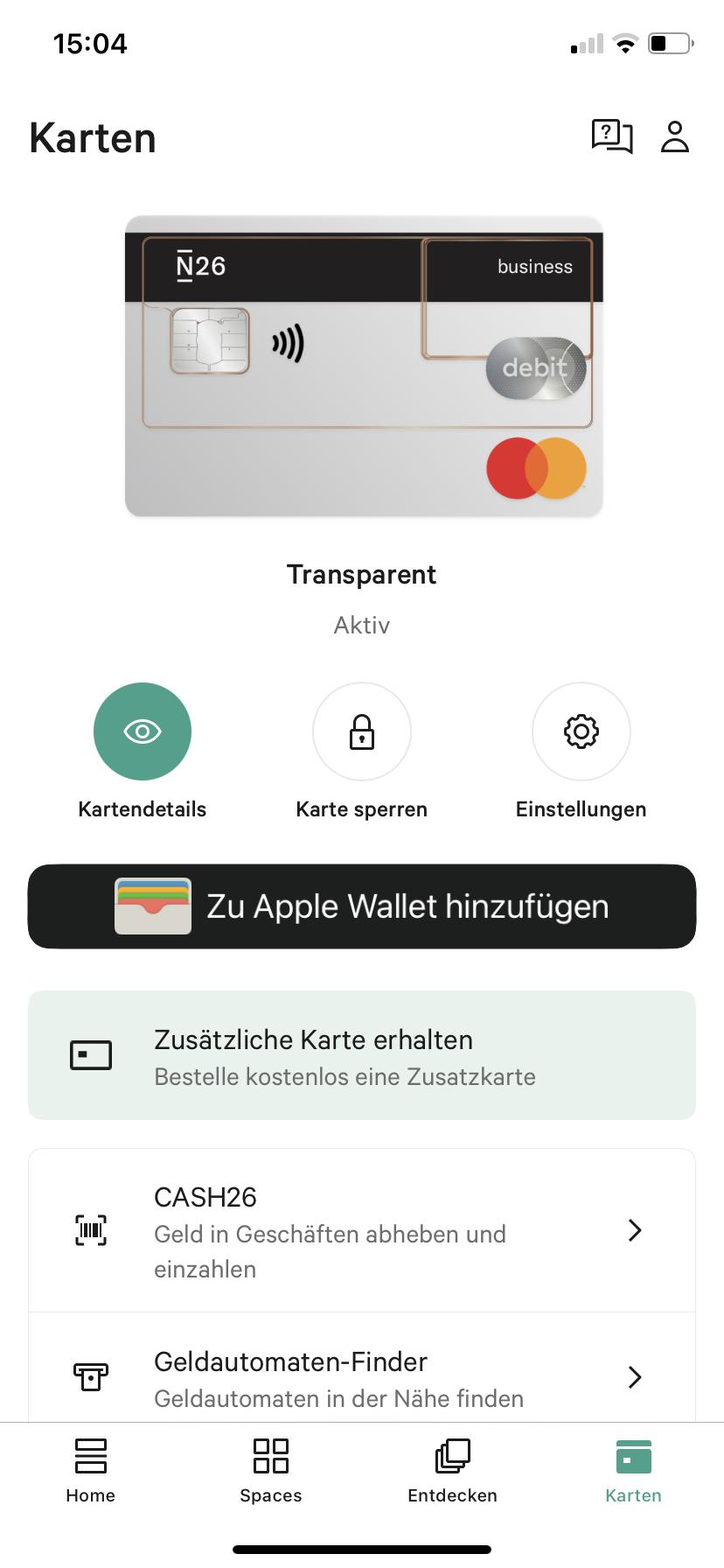 N26 Kostenloses Girokonto mit kostenloser Kreditkarte Die besten Tools und Programme für Influencer und Blogger   https://youdid.blog