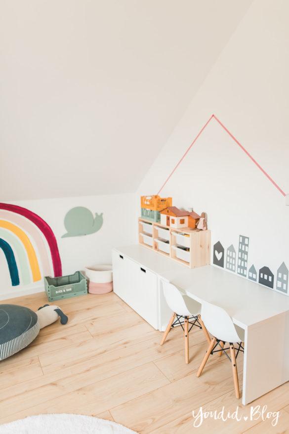Fliesen Vinyl oder Holzfussboden in der Küche - Unsere Erfahrungen mit dem Purline Bioboden von Wineo Vinyl selbst verlegen Kinderzimmerinterior | https://youdid.blog